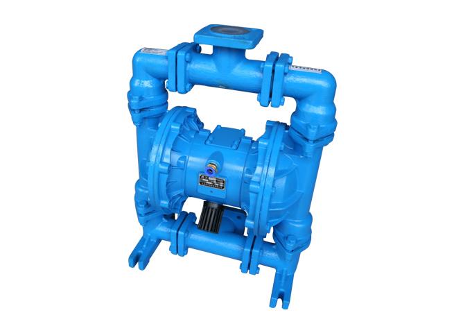 QBY-气动隔膜泵