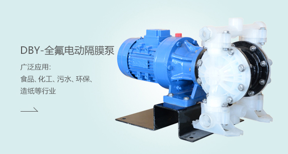 DBY-全氟电动隔膜泵